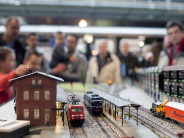 modeltrein expo