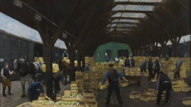 Aardappelvervoer